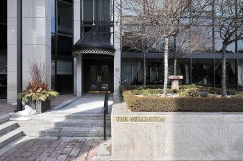 30 Wellington entrance